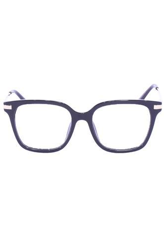 Óculos de Grau 99 Óculos Quadrado Preto
