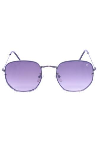 Óculos de Sol 99 Óculos Detalhe Preto