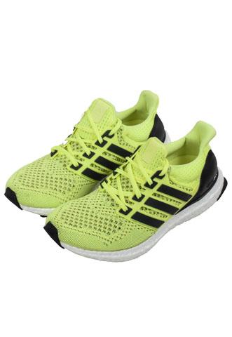 Tênis Adidas Ultraboost Amarelo/Preto
