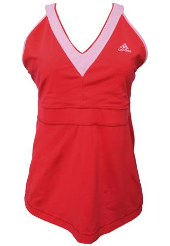 Blusa Adidas Logo Rosa