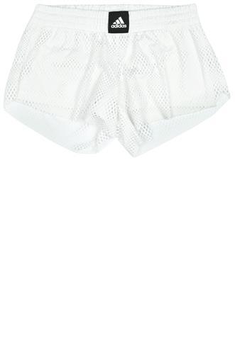 Short Adidas Tela Branco