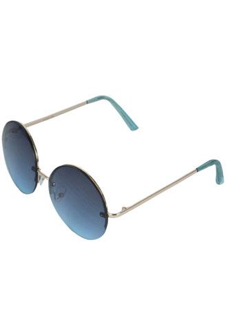 Óculos Cotton On Redondo Azul