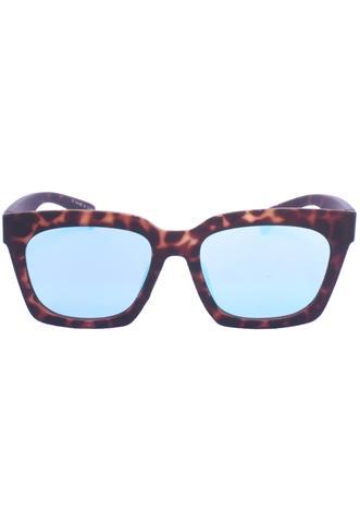 Óculos de Sol Cotton On Espelhado Marrom