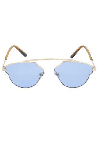 Óculos de Sol Dior Dourado