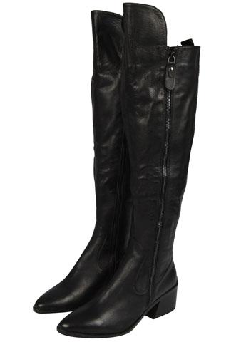 Bota Atron Shoes Dolce Vita Preta