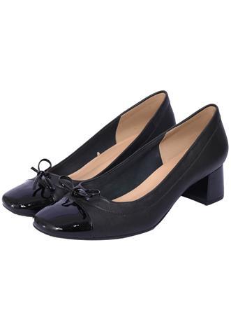 Sapato Emporio Naka Laço Preta