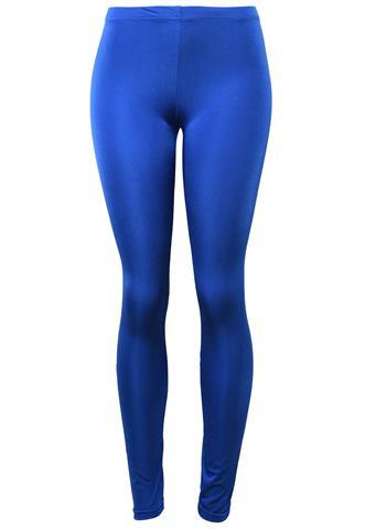 Legging Forever 21 Cintilante Azul