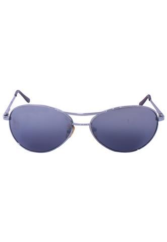 Óculos de Sol Fossil Espelhado Prata