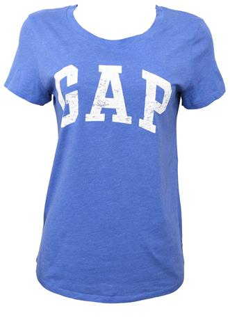 Blusa GAP Básica Azul