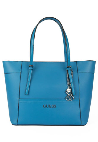 Bolsa Guess Sacola Azul