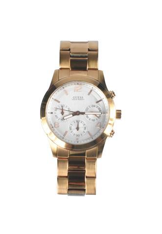 Relógio Guess Analógico Dourado