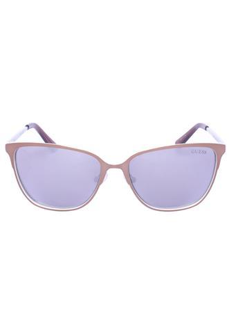 Óculos de Sol Guess Metal Dourado