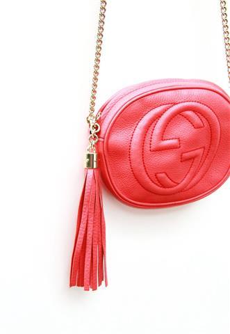 Bolsa Gucci Rosa