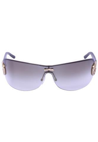 Óculos de Sol Gucci Brilho Cinza