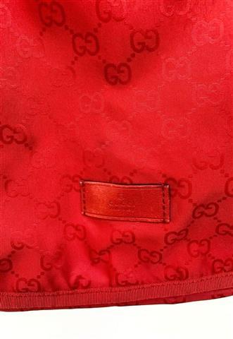 Bolsa Maternidade Gucci Vermelha