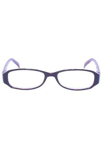 Óculos de Grau Jill Stuart Liso Preto