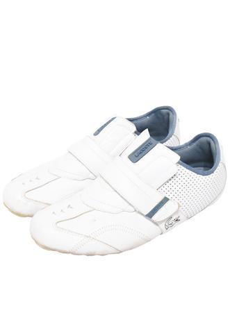 Tênis Lacoste Velcro Branco
