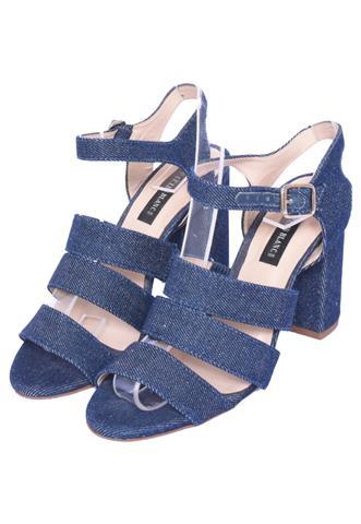 Sandália Le Lis Blanc Jeans Azul
