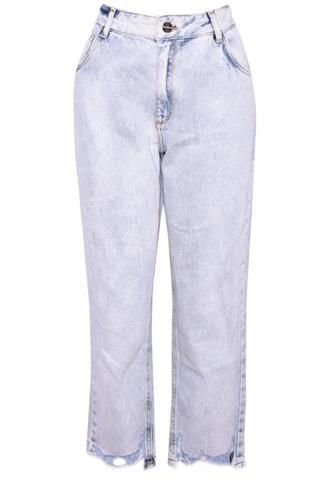 Calça Jeans Le Lis Blanc Paula Azul