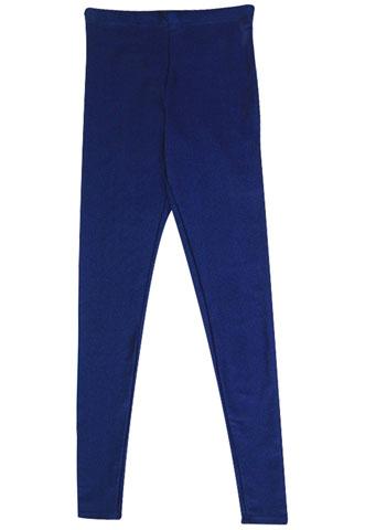 Legging 2Love Cintilante Azul Marinho