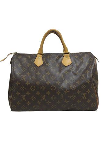Bolsa Louis Vuitton Speedy 35 Marrom/Caramelo