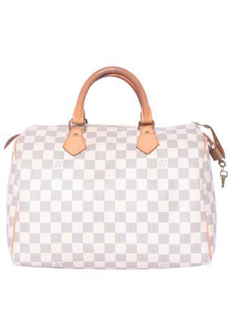 Bolsa Louis Vuitton Speedy 30 Bege