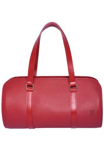 Bolsa Louis Vuitton Papillon Vermelha