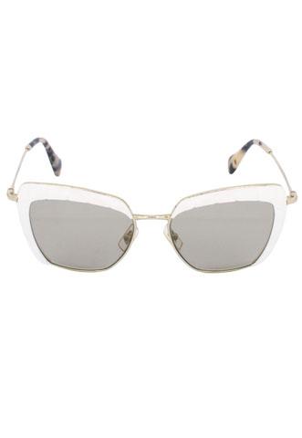 Óculos de Sol Miu Miu Dourado