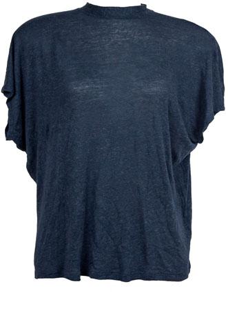 Blusa Mumo Morcego Azul Marinho
