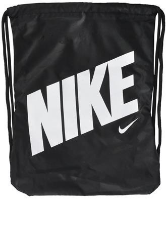 Mochila Saco Nike Logo Preta