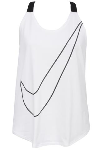 Regata Nike Dri-Fit Branca