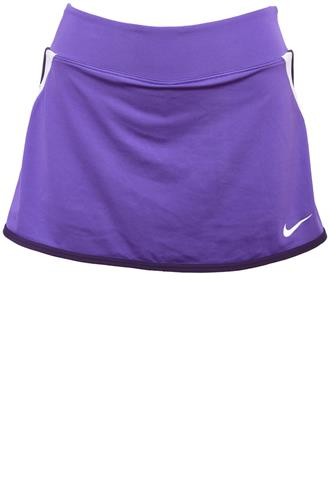 Short Saia Nike Dry-Fit Roxo