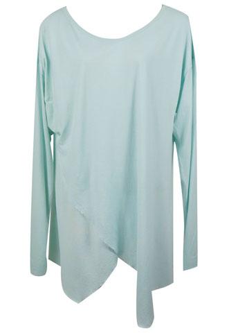 Blusa Osklen Oversized Verde