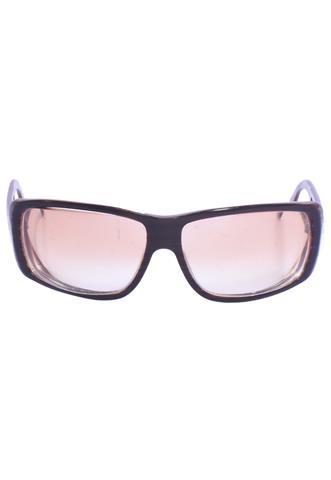 Óculos de Sol Prada Com grau Marrom
