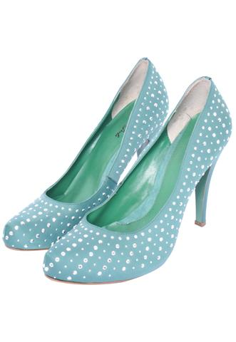 Scarpin Planet Girls Verde