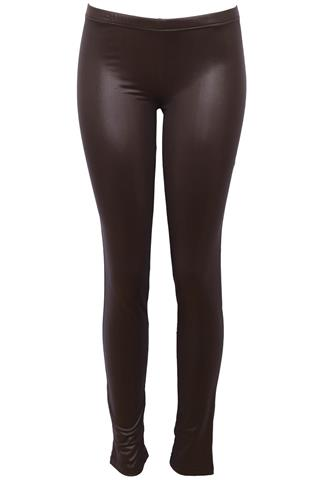 Legging Planet Girls Skinny Marrom