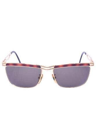 Óculos de Sol Police Vintage Dourado
