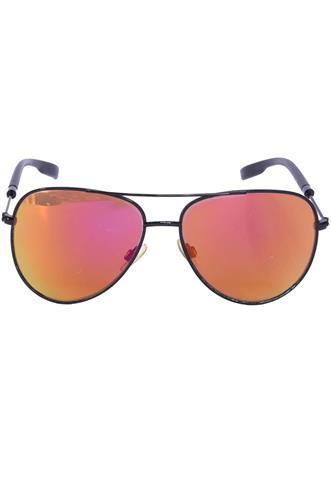 Óculos de Sol Polo Wear Espelhado Preto