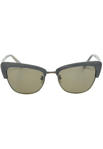 Óculos de Sol Rafael Lopes Marrom