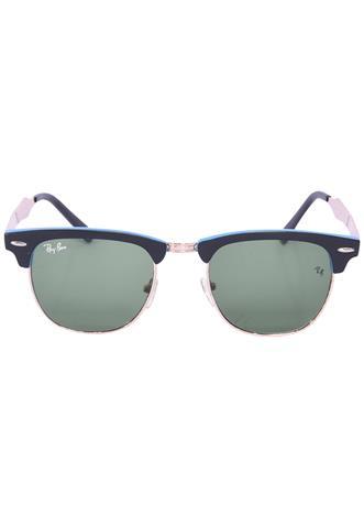 Óculos de Sol Ray Ban Clubmaster Dourado