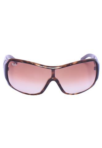 Óculos de Sol Ray Ban Quadrado Marrom