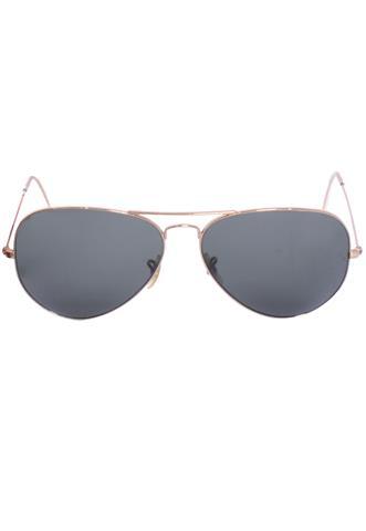 Óculos de Sol Ray Ban Aviador Preto