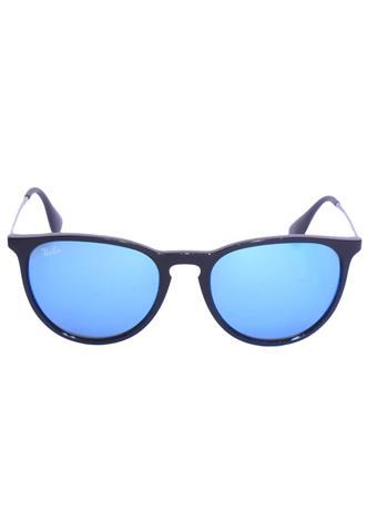 Óculos de Sol Ray Ban Espelhado Preto/Azul