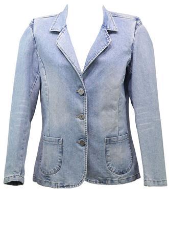 Blazer Rapsodia Jeans Azul