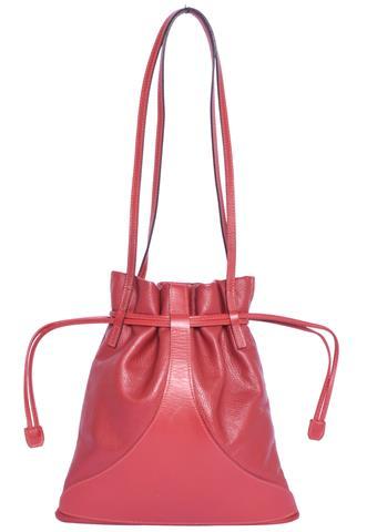 Bolsa Smartbag Recortes Vermelha