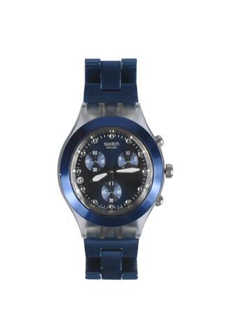 Relógio Swatch Strass Azul