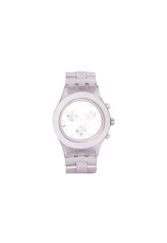 Relógio Swatch Irony Diaphane Prata