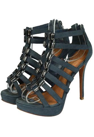 Sandália Schutz Azul