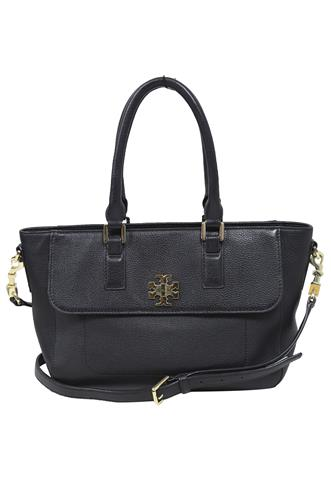 Bolsa Tory Burch Hand Bag Preta