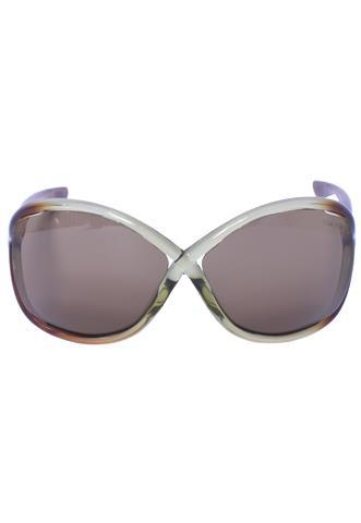 Óculos de Sol Tom Ford Jennifer Verde